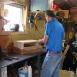 building woodenware